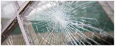 Cannock Smashed Glass